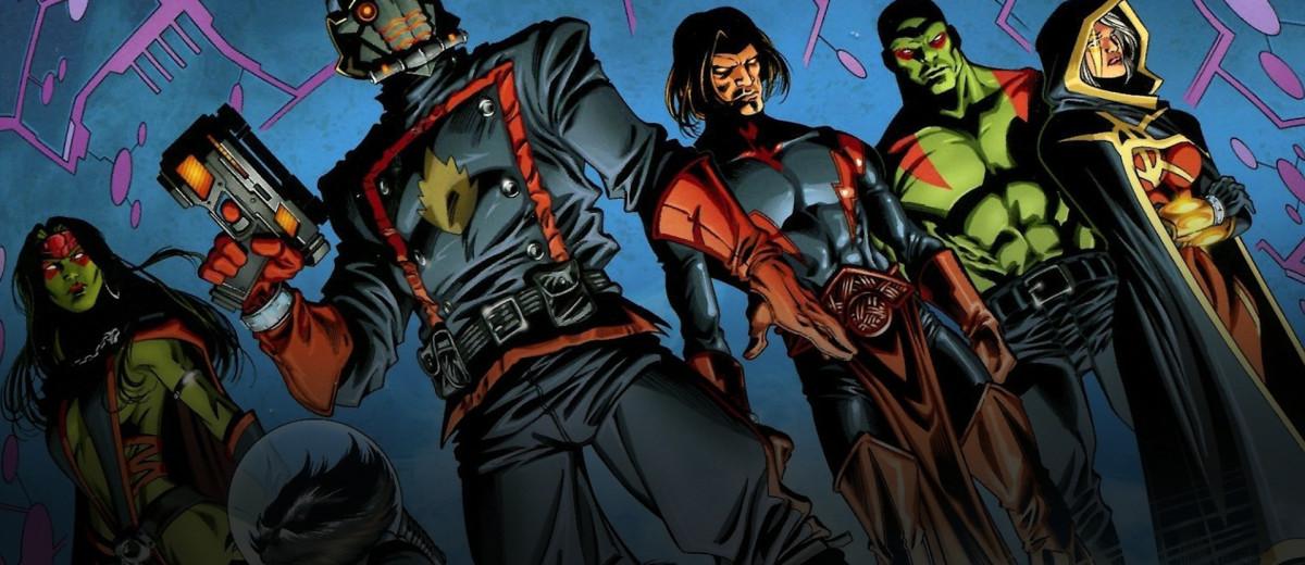 Guardiões da Galáxia excelsior
