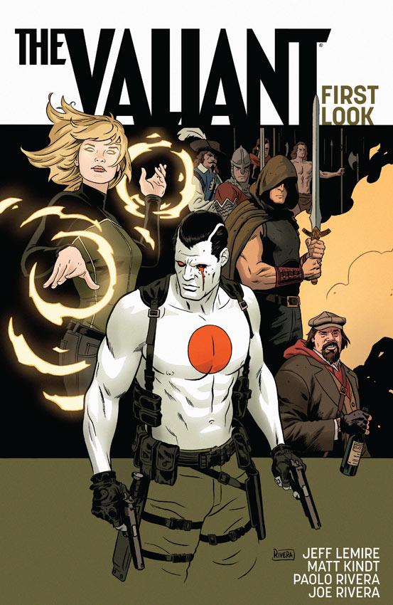 Valiant Comics VALIANT1