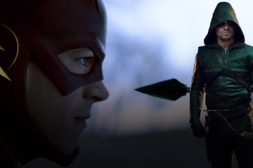 The Flash & Arrow crossover
